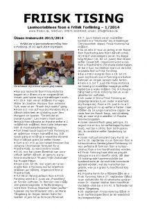 Friisk Tising 2014-1_Seite_1